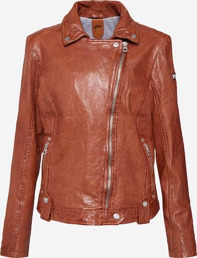 Gipsy Prehodna jakna 'GGFavour LAMAXV' | konjak barva, Prikaz izdelka