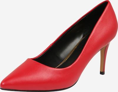 BUFFALO Escarpins 'Fanny 2' en rouge, Vue avec produit