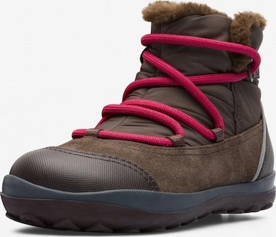 CAMPER Snowboots 'Peu' in braun, Produktansicht
