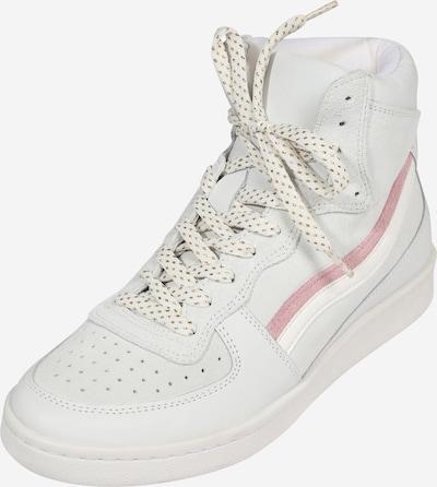 PS Poelman Sneakers hoog '6641' in de kleur Wit, Productweergave
