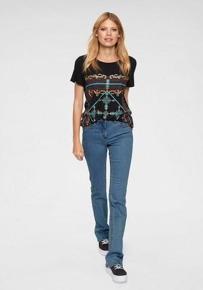 Aniston CASUAL Jeans 'Simone' in blue denim, Produktansicht