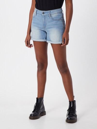 G-Star RAW Jeans in de kleur Blauw denim, Modelweergave