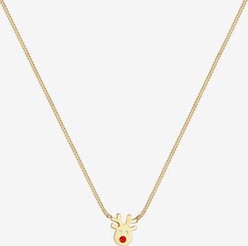ELLI Jewelry 'Hirsch' in Gold