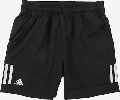 ADIDAS PERFORMANCE Sportovní kalhoty 'B Club 3S Short' - černá / bílá, Produkt