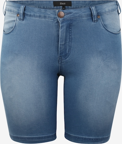 Zizzi Kalhoty 'EMILY' - modrá džínovina, Produkt