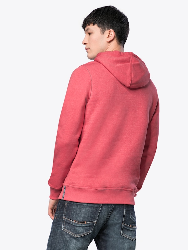 TOM TAILOR Kapuzenpullover 'On Stock sweater'