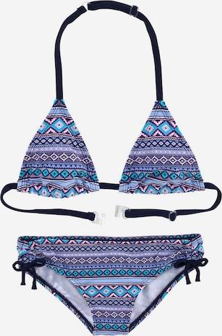 Bikini s.Oliver en bleu