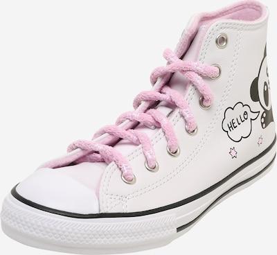 CONVERSE Schuhe 'CTAS' in pink / schwarz / weiß, Produktansicht