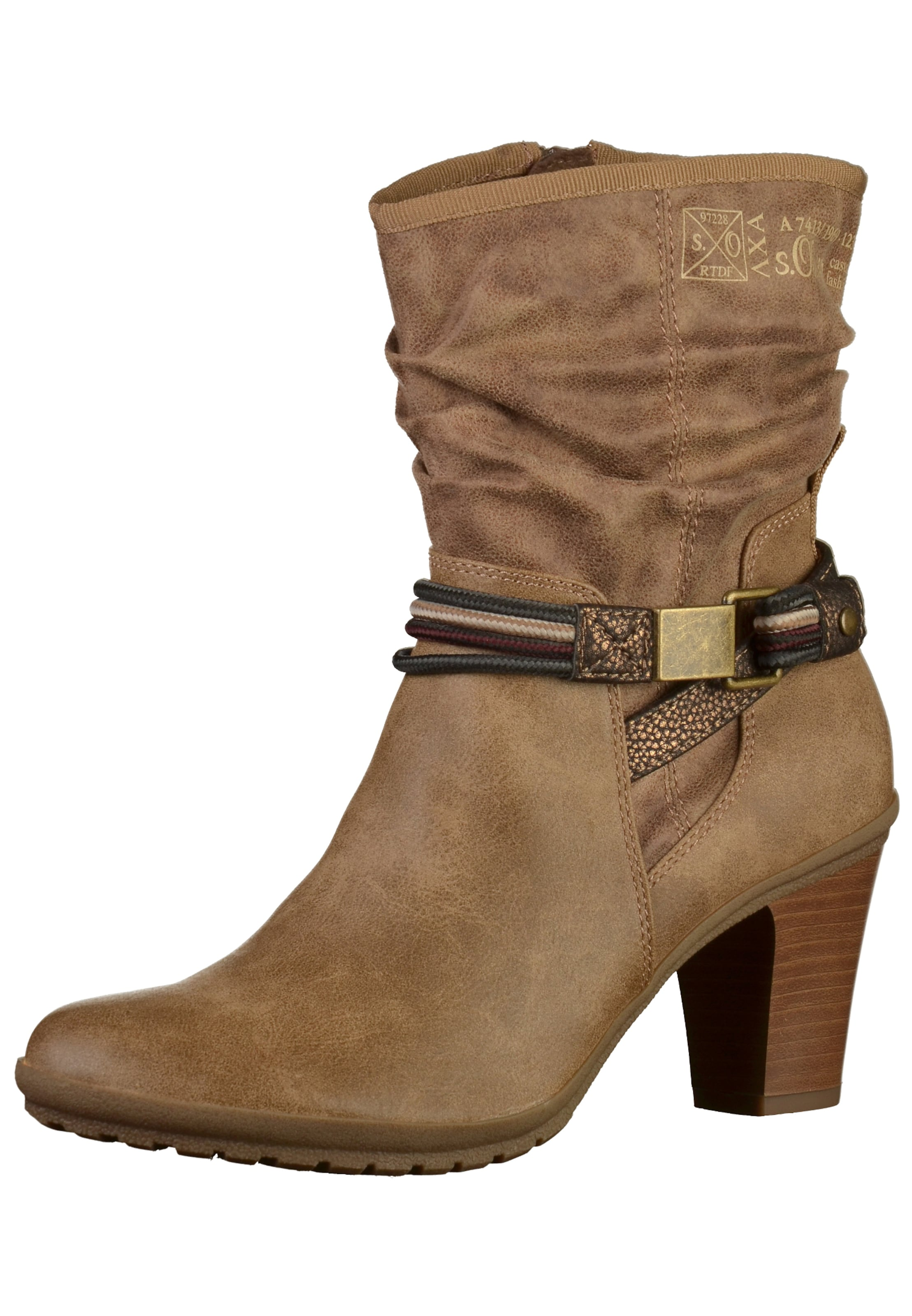 s.Oliver RED LABEL | | | Stiefelette cebcb1