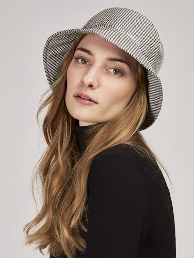 LOEVENICH Hut in nude / schwarz, Produktansicht