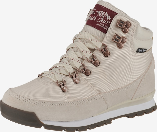 THE NORTH FACE Schnürstiefeletten 'Back-To-Berkeley Redux' in beige / nude, Produktansicht