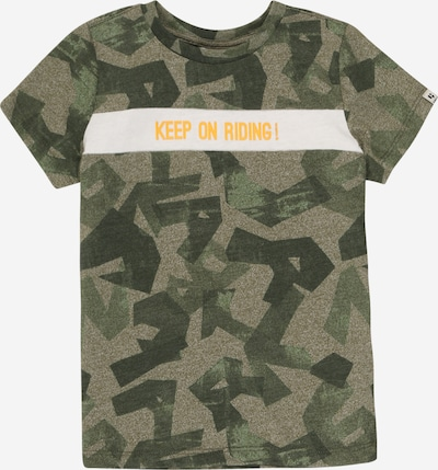 GARCIA Koszulka w kolorze oliwkowym: Widok z przodu