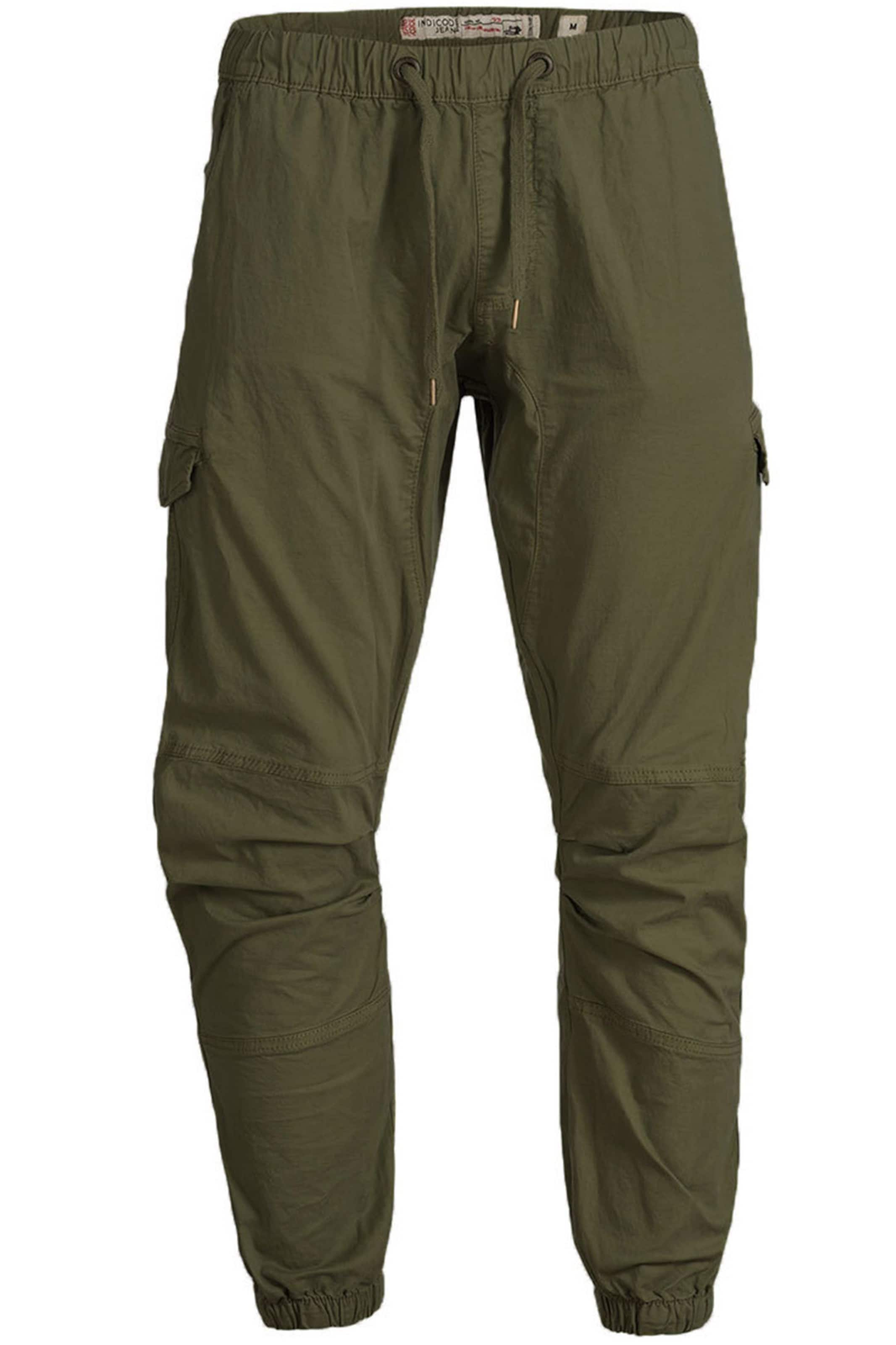 Khaki Indicode Jeans Cargohosen In Cargo' 'levi QrxCdhts
