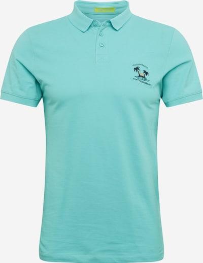 Tricou TOM TAILOR DENIM pe albastru deschis, Vizualizare produs