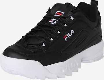 Baskets basses 'Disruptor' FILA en noir