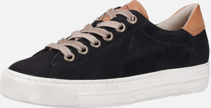 Paul Green Sneaker in braun oliv | ABOUT YOU