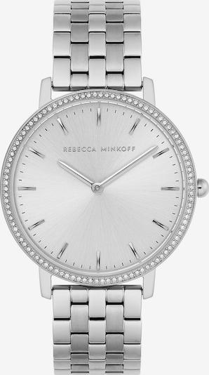 Rebecca Minkoff Uhr in silber, Produktansicht