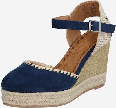 Refresh Remienkové sandále - pieskový / modré, Produkt
