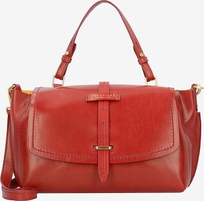 The Bridge Handtasche 'Florentin' in goldgelb / rot, Produktansicht