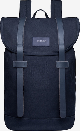 SANDQVIST Plecak 'Stig' w kolorze granatowym, Podgląd produktu