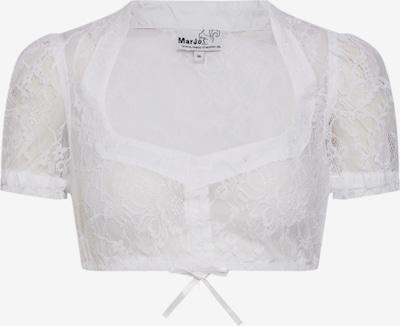 MARJO Bluse 'Becca-Lauren' in weiß, Produktansicht