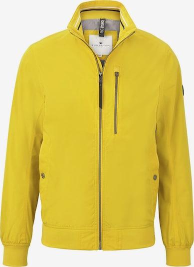TOM TAILOR Tussenjas in de kleur Geel, Productweergave