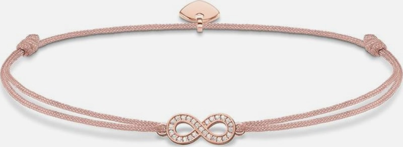 Thomas Sabo THOMAS SABO Armband 'Little Secret Infinity, LS032-898-19-L20v'