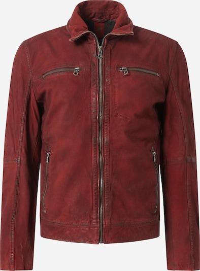 Gipsy Jacke 'Steeve' in dunkelrot, Produktansicht