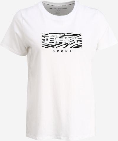 DKNY Sport Funkčné tričko - čierna / biela, Produkt