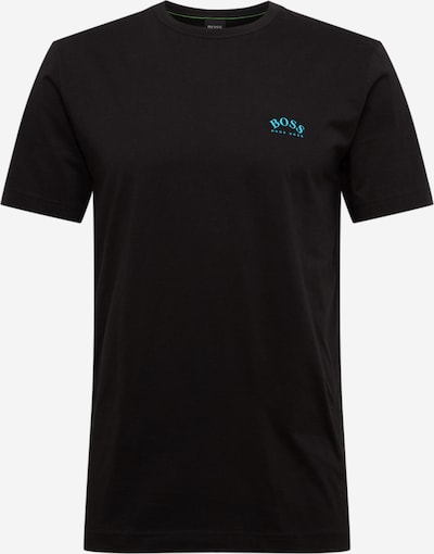 BOSS ATHLEISURE Majica | črna barva, Prikaz izdelka
