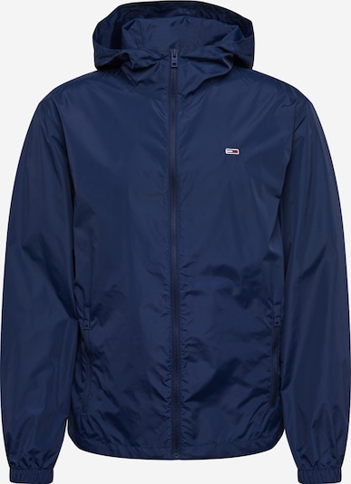 Tommy Jeans Prechodná bunda - tmavomodrá, Produkt