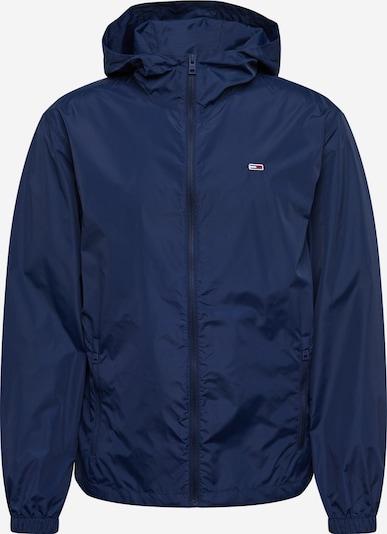 Tommy Jeans Tussenjas in de kleur Donkerblauw, Productweergave