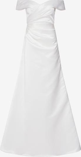 STAR NIGHT Večerna obleka | naravno bela barva, Prikaz izdelka