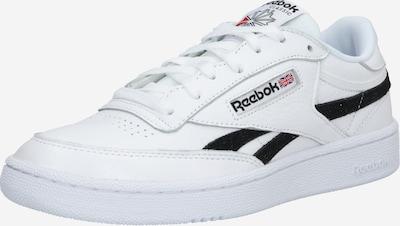 Reebok Classic Sportschuh 'Revenge Plus' in rot / schwarz / weiß, Produktansicht