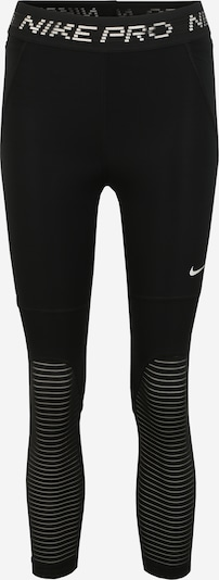 NIKE Sportbroek ' CROP TIGHT SU' in de kleur Zwart, Productweergave