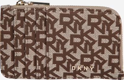 DKNY Geldbörse 'BRYANT' in beige / braun, Produktansicht