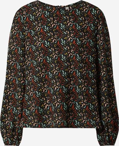 Blend She Bluse in mischfarben / schwarz, Produktansicht