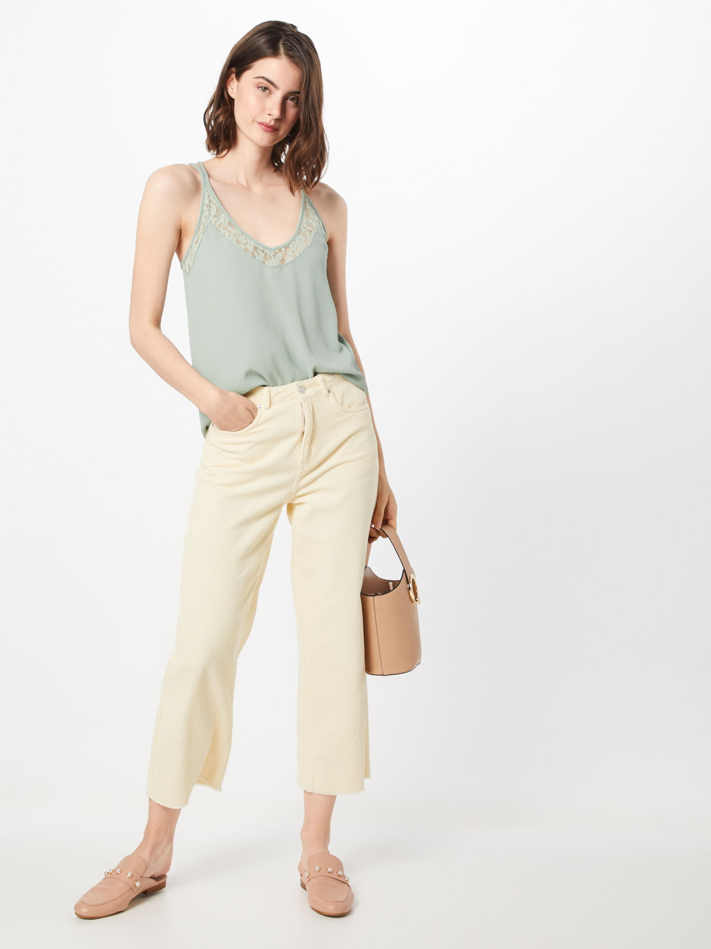 About You In 'alina' Mint Top 7ygIYbvf6