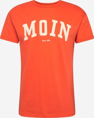 Derbe T-Shirt 'Favorite' in rot, Produktansicht
