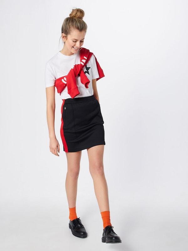 En RougeNoir Jeans Jupe Calvin Klein 'track' JFcuT13lK