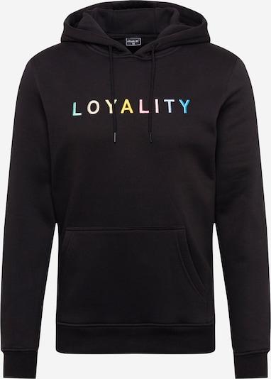 Mister Tee Majica 'Loyality' | modra / zlata / zelena / roza / črna barva, Prikaz izdelka
