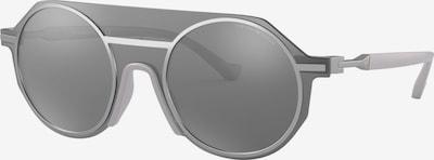 Emporio Armani Sonnenbrille in silber, Produktansicht