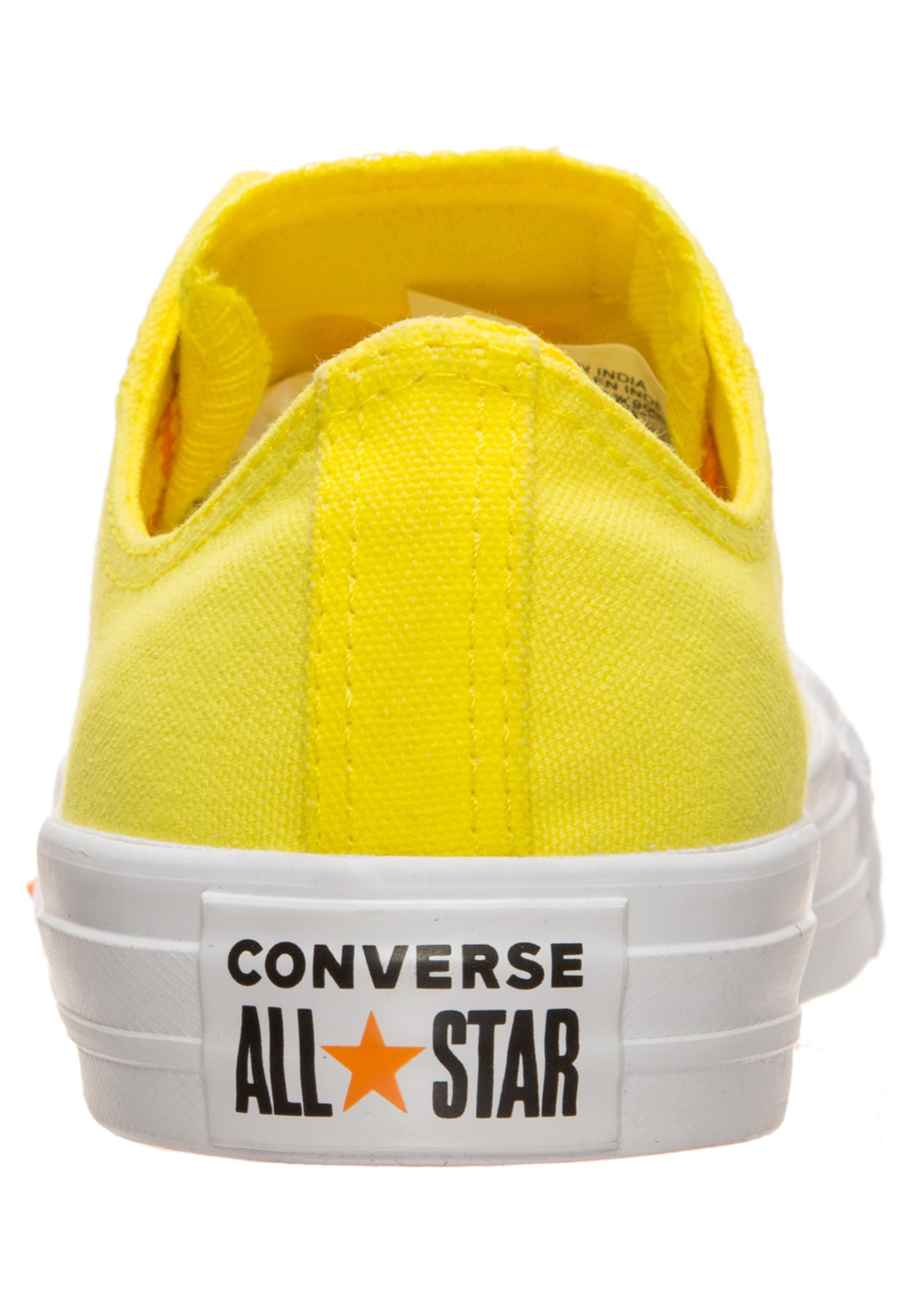 'chuck All Taylor In Converse Sneaker Star' Gelb DIWEH2e9Y