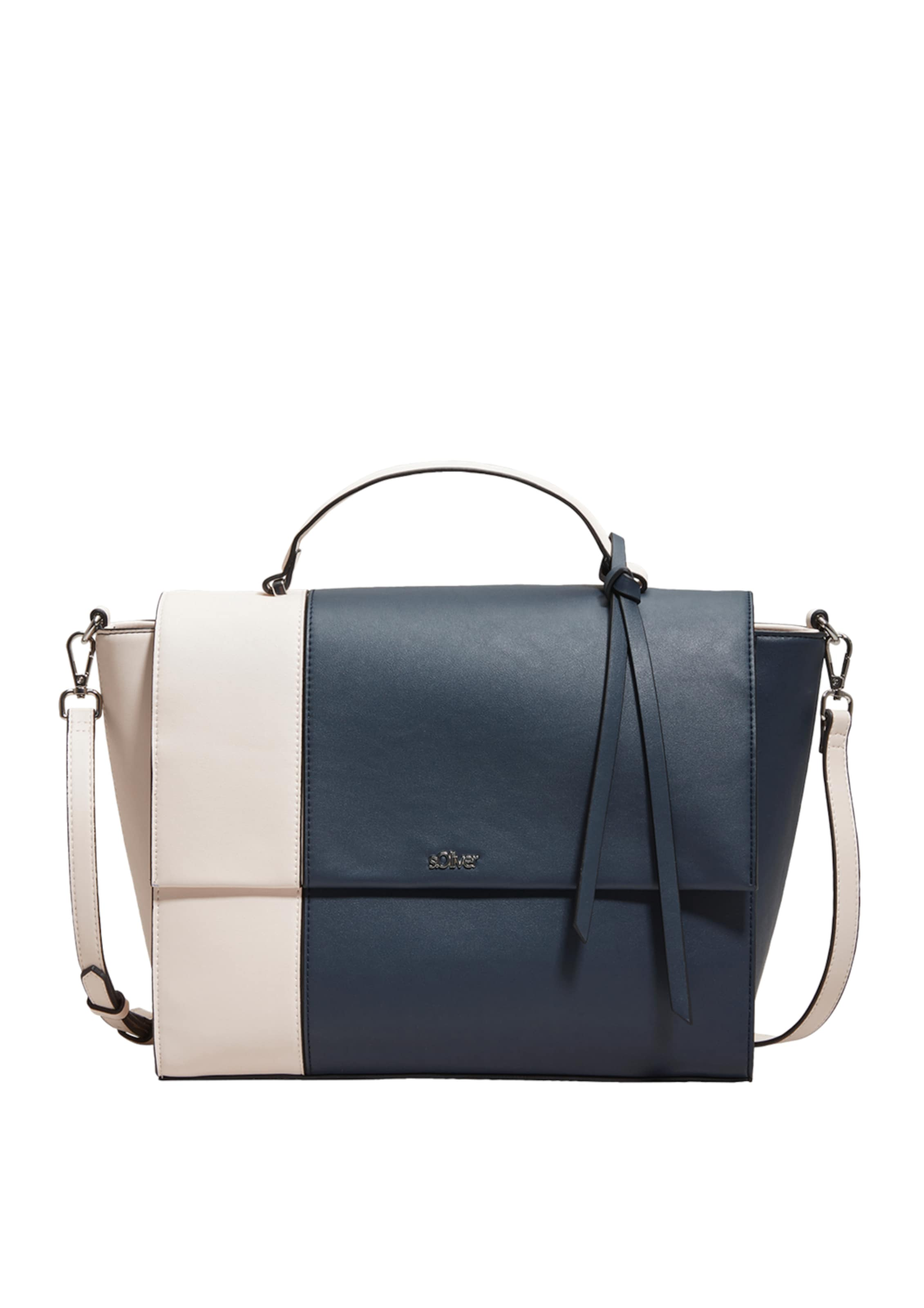Shoulder Bag S oliver NachtblauRosa Label Red In tohQrxsdCB