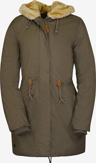 mazine Winterparka 'Bellingham' in khaki, Produktansicht