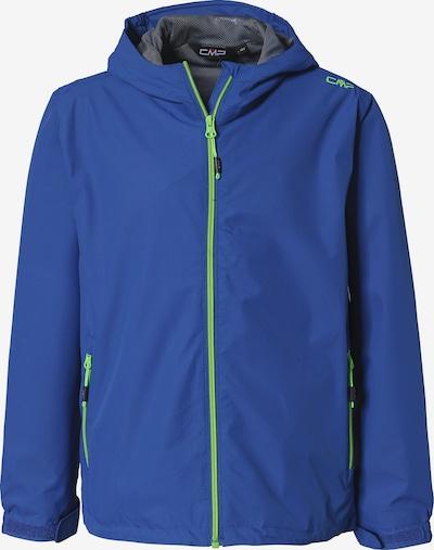 CMP Jacke in blau / grün, Produktansicht