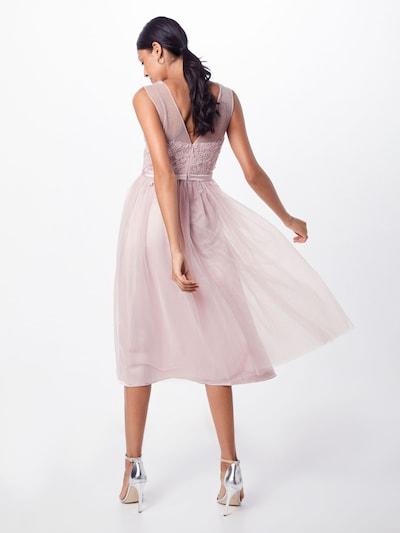 SWING Robe de cocktail en rose: Vue de dos