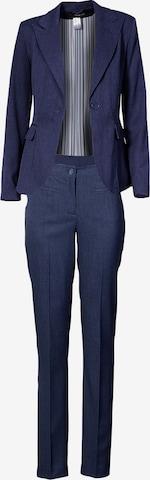 heine Buksedrakt i blå