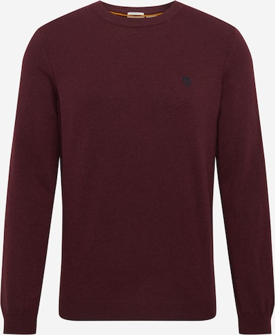 TIMBERLAND Pullover in bordeaux, Produktansicht
