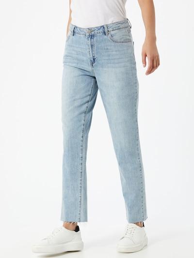 VILA Jeans 'Rosabell' in de kleur Blauw, Modelweergave